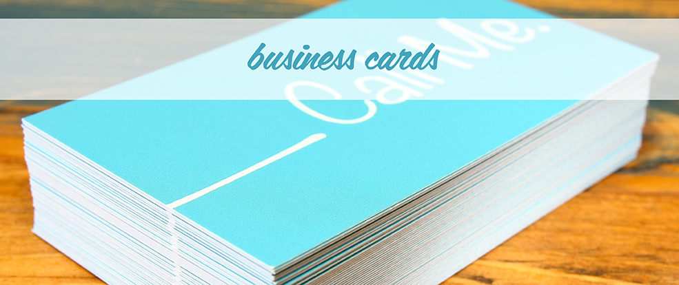 Build Brand with Professional Business Cards