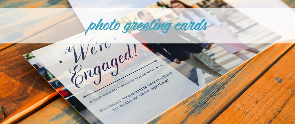 Personalized and Professional Greeting Cards