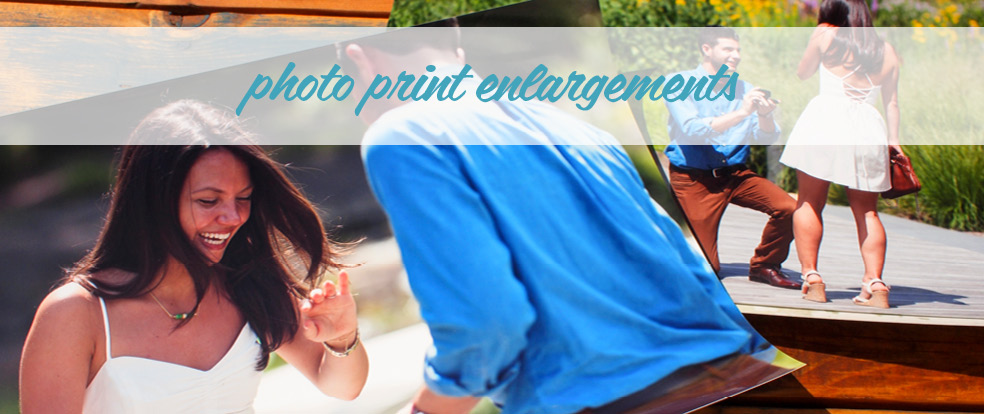 Professional Print Enlargements