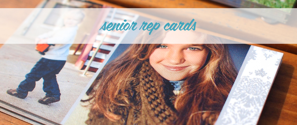 Rep Cards for Seniors