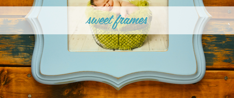 SweetFrames - Distressed Photo Framing Style