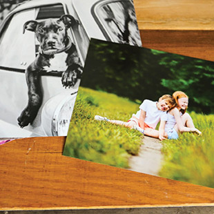 Metallic Photo Prints