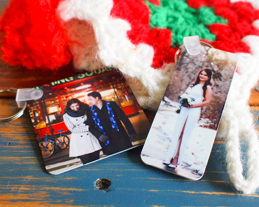 custom photo keychains