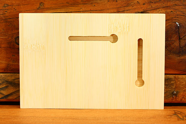 Key Holes for easy hanging