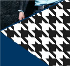 BLOCK HOUNDSTOOTH