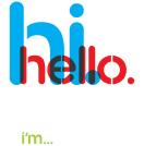 HELLO, I'M