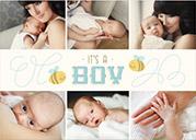WELCOME BAY-BEE BOY