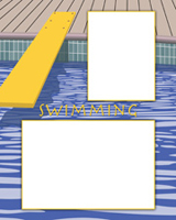 swimming template1