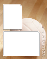 volleyball template 1