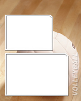 volleyball template 1b
