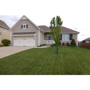 Home for rent in Basehor, KS