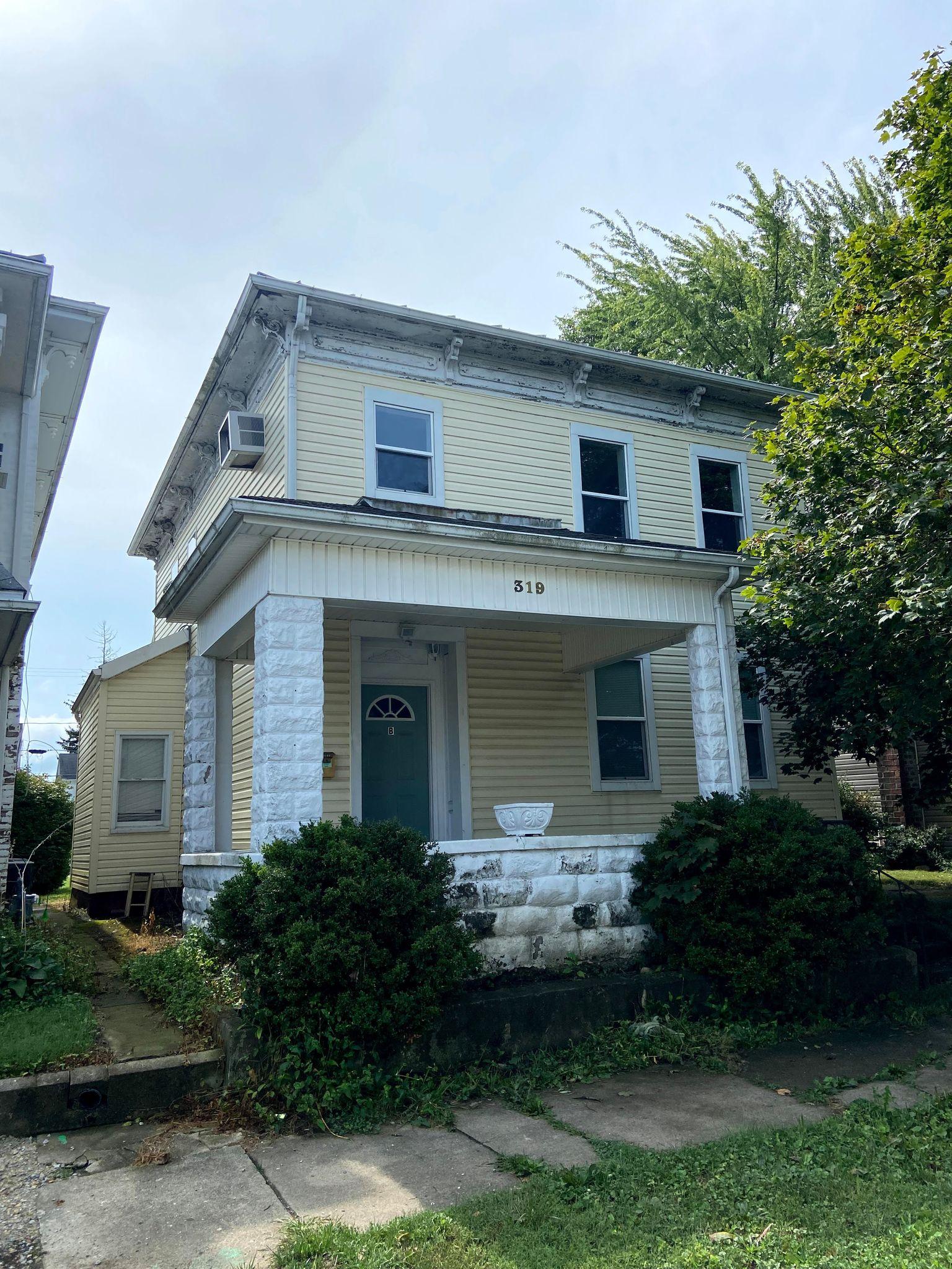 E. Fourth Street, Greenville