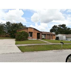 Four bedroom, two bath Casselberry home