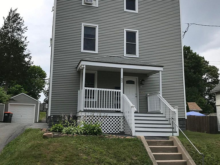 Third Floor rental in this completely beautiful renovated multi-family