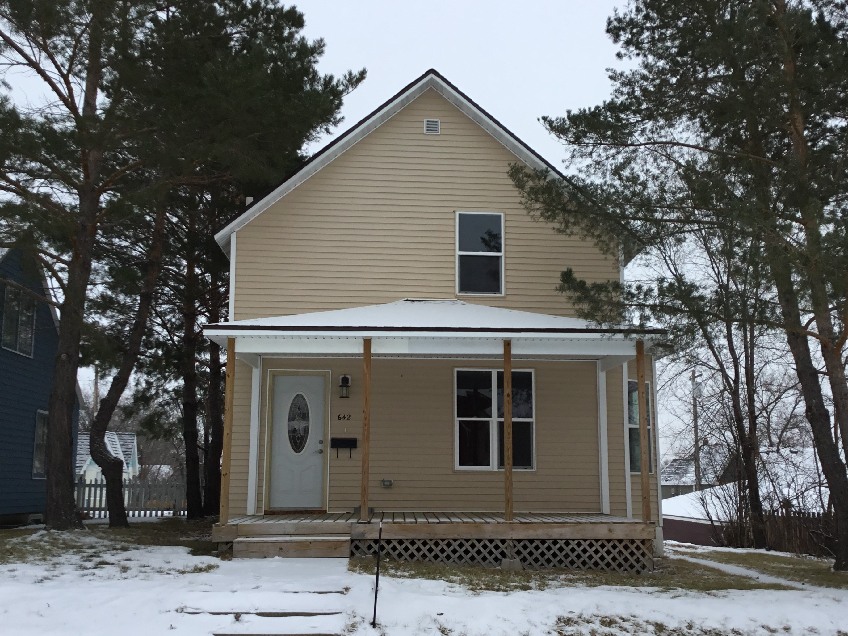 Remodeled 3 bedroom house available September 1st!