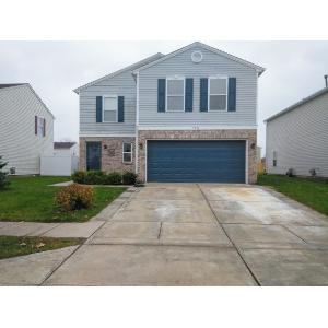 Spacious home with great yard in Franklin Township!