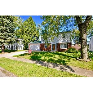 4 Bedroom with attached garage and fenced yard