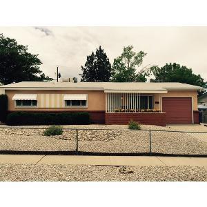 Albuquerque Nm 87123 House For Rent 640 Claudine Street Ne