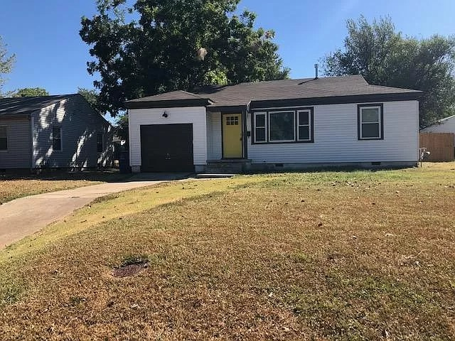 Freshly remodeled home in stable neighborhood just down the street fro