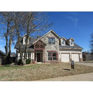 Home for rent in Sand Springs, OK