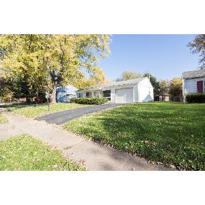 Plainfield 3 bedroom home with attached garage and great yard!