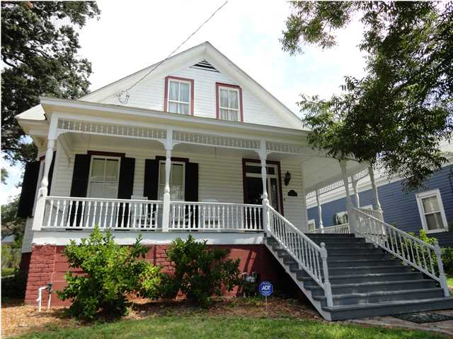 historic homes for rent in Pensacola