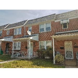 Admirable Baltimore Md 21206 2543 House For Rent 5923 Benton Heights Home Interior And Landscaping Palasignezvosmurscom