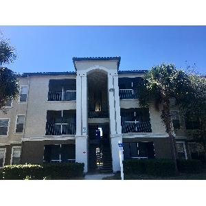 Spacious 2/1 condo in gated community