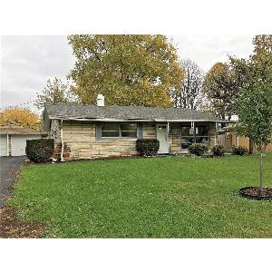 Greenwood 3 bedroom with a 2 car garage!