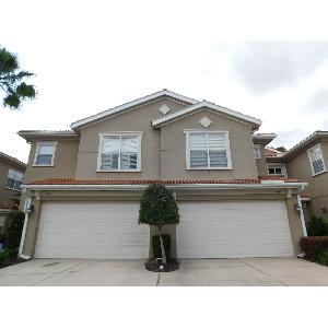 3 BEDROOM 2.5 BATH TOWNHOUSE IN TAMPA PALMS-NO PETS