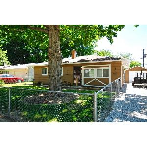 West side 3 bedroom with a great yard!