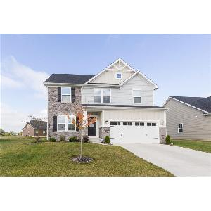Brand new in Fishers, great square footage and all modern amenities