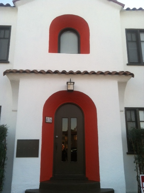 Charming 1bed/bath Spanish style apt