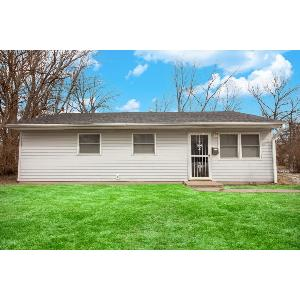 Lawrence Twp 3 bedroom with a great lot!