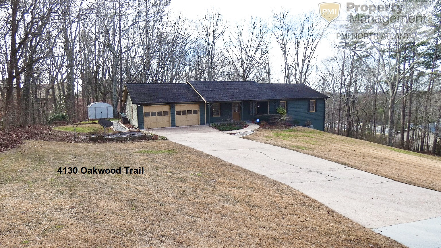 Large ranch on large lot in amazing location