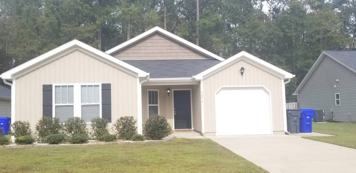 Great three bedroom located minutes from Wilmington