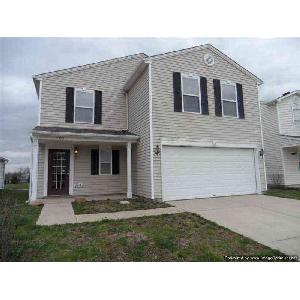 Newer construction in Fortville with over 1800 sq ft!