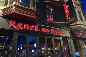Rebel Bar & Grill Chicago