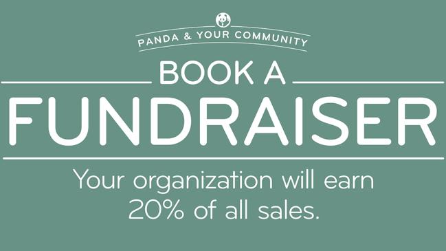 Fundraising Panda Express Chinese Restaurant