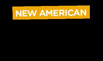 Celebrate New American Comfort Food
