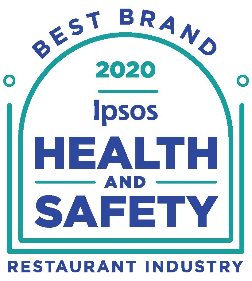 IPSOS 2020 - Health and Safety - Best Brand - Restaurant Industry