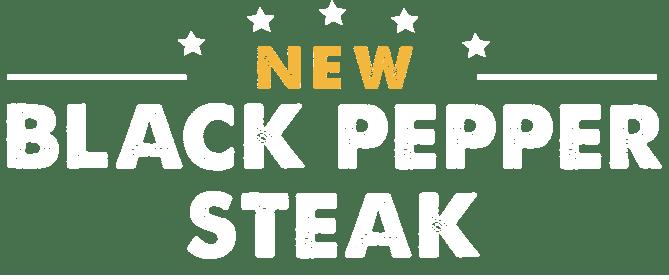 Panda Express Chinese Kitchen: New Black Pepper Steak