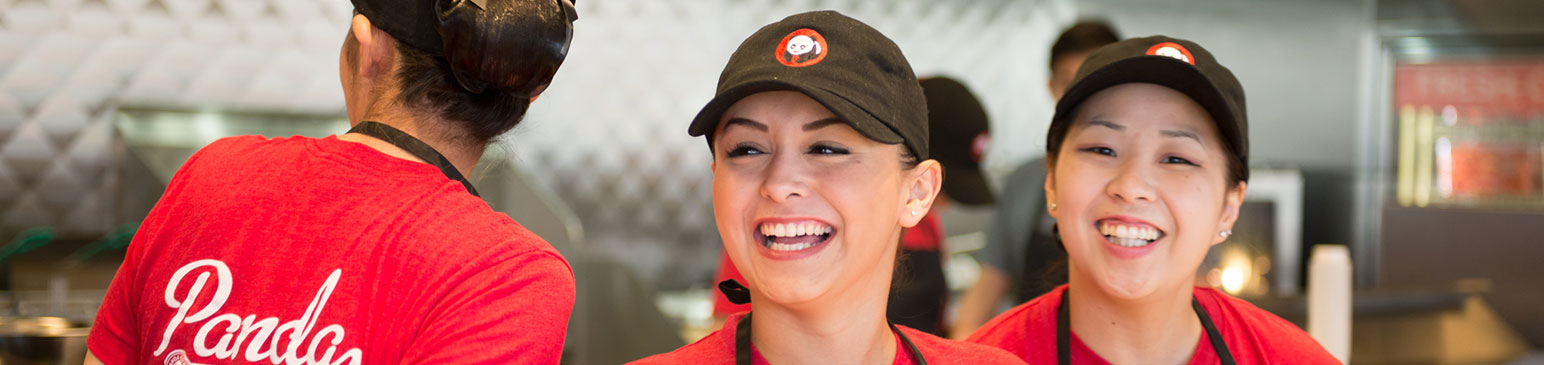 Panda Express employees
