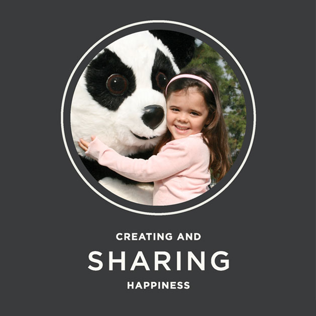 Creating and Sharing Happiness