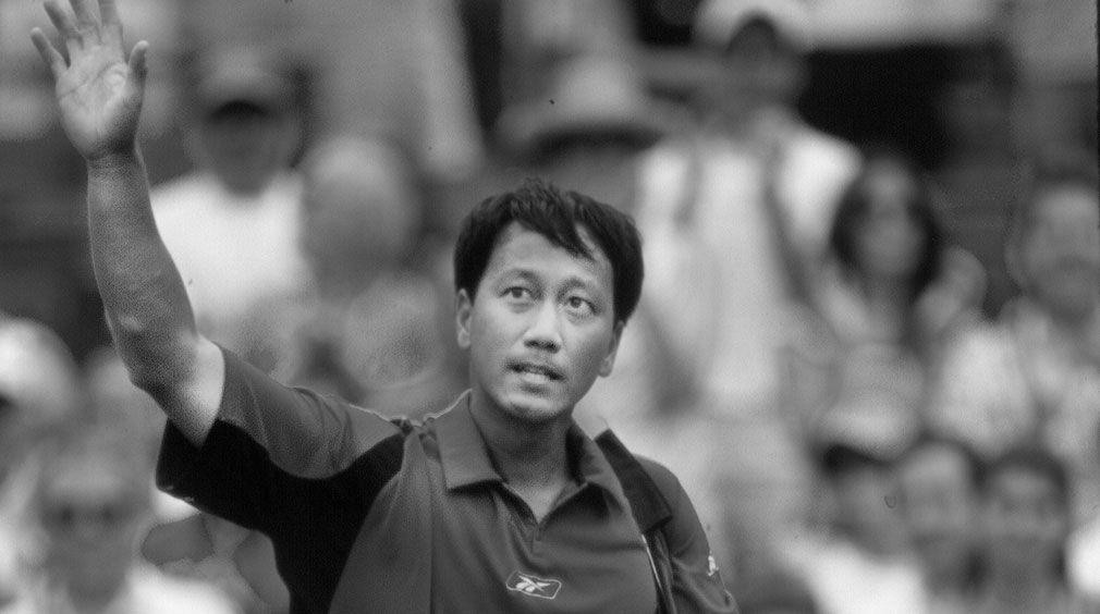 Michael Chang Honored as a Trailblazer