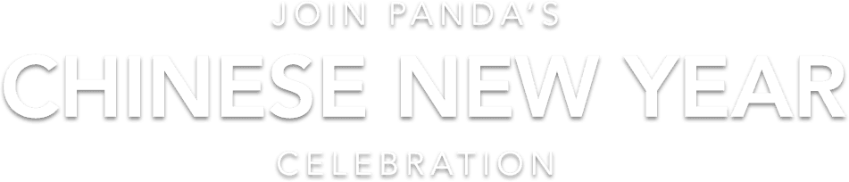 Join Panda's Chinese New Year Celebrations