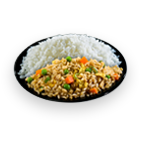 Fried Rice / White Steamed Rice