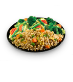Fried Rice / Mixed Veggies