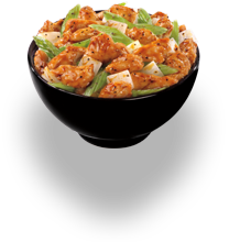 Panda Express Black Pepper Chicken