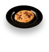 Panda Express Chocolate Chunk Cookie